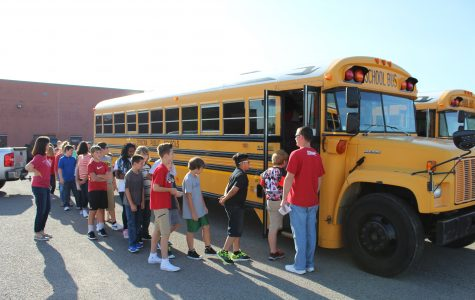 DMS holds first bus evacuation of the year