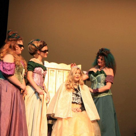 DMS students participate in DLT's Teen Theatre