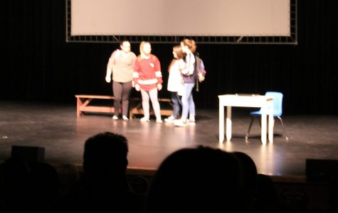 DMS hosts 'Girls' play