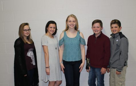 Students elect new Student Council officers
