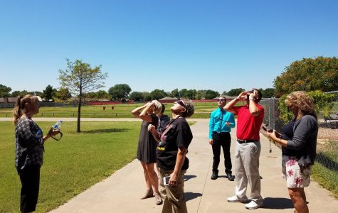 Solar eclipse leads to learning opportunities
