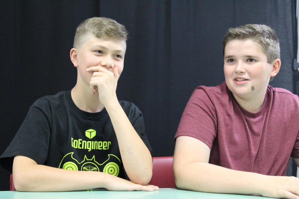 Jace van der Breggen and Brevin Hampton take part in this weeks Broadcast Club video.