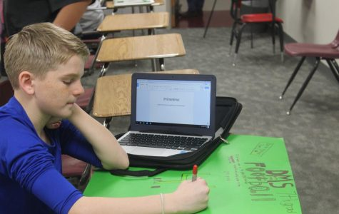 Internet failure impacts student learning