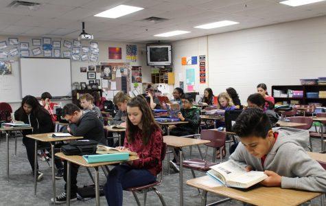 Students discuss teacher walkout