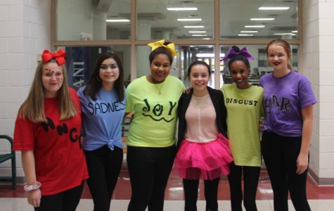 Spirit Week continues with Disney Day
