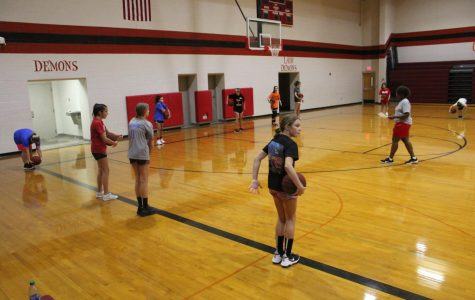 Starting Basketball Season