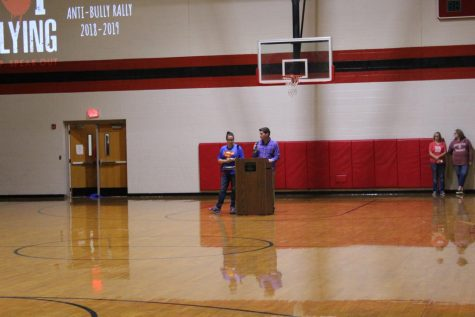 DMS hosts second annual Anti-Bullying Week assembly