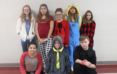 Pajama Day comes to DMS