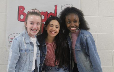 Red Ribbon Week brings Denim Day to DMS