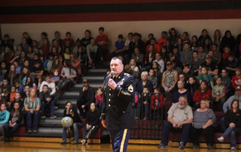 DMS hosts Veterans Day assembly