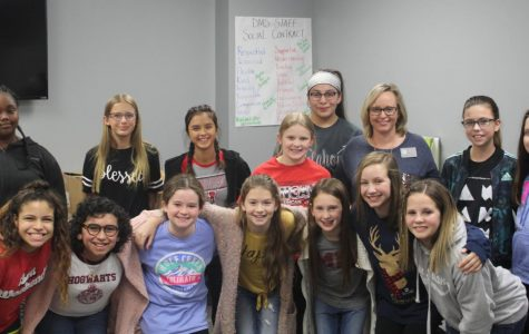 Student council provides funds for Creating Hope