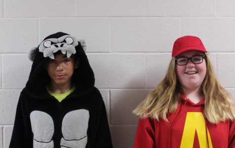 Red Ribbon Week ends with Favorite Character Day