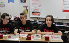 Academic team to compete Wednesday