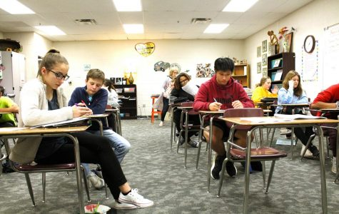 State testing to start next week