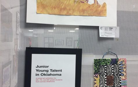 DMS students have art selected for Stillwater show