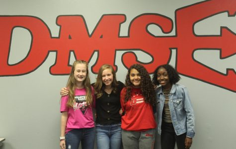 Student Council officers elected