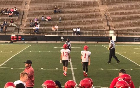 DMS eighth-grade football falls to Eisenhower