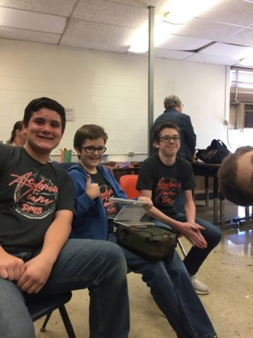 Castle's STEM students finish up their projects