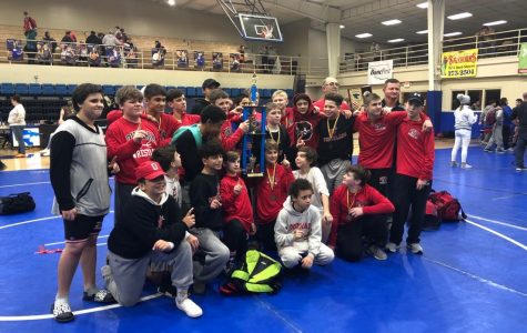 Demons win first at Wrestling Tournament