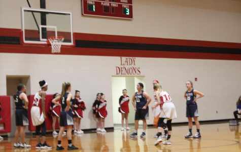 Demon Basketball vs Altus Bulldogs