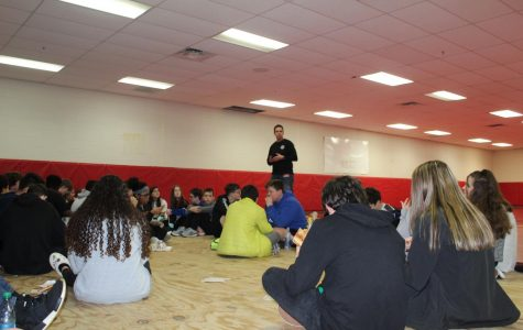 Students gather for FCA