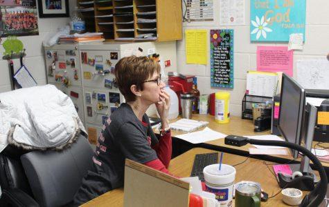 Teachers set New Year's resolutions
