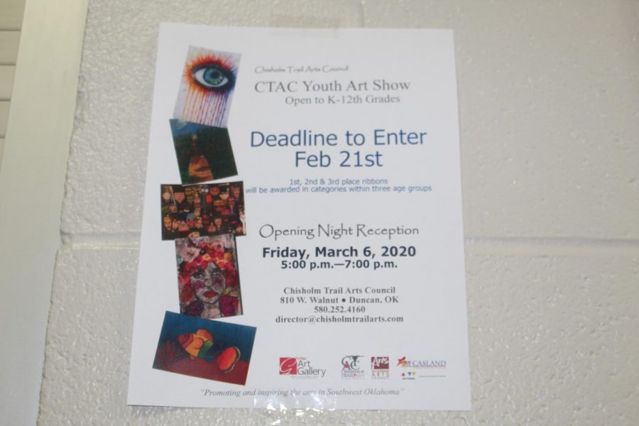 CTAC holds Youth Art Contest