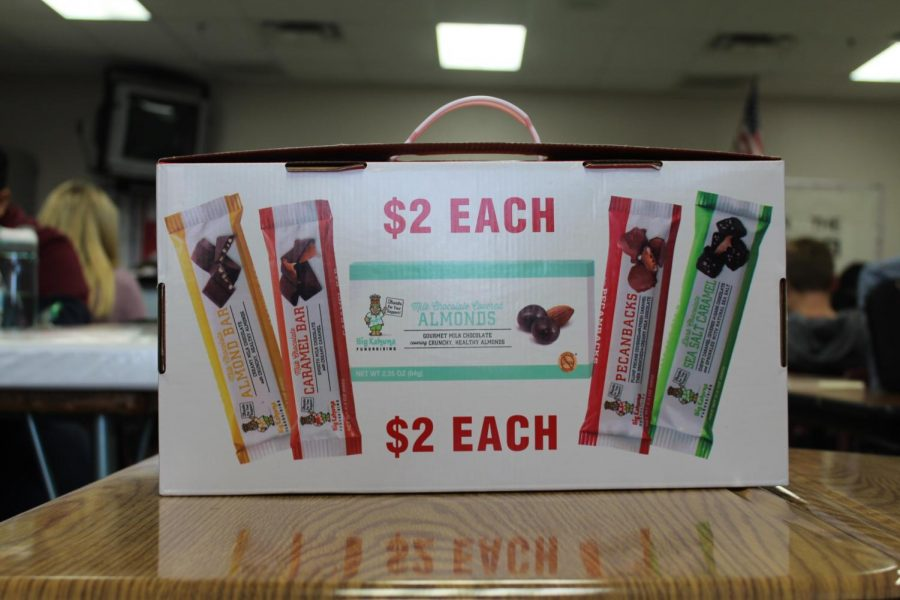 DMS holds chocolate fundraiser