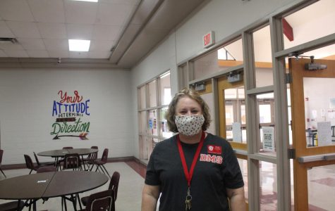 Rosie Castle is once again heading up the middle school's efforts in the CO2 car race.