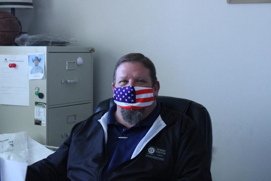 Principal Rodney Strutton