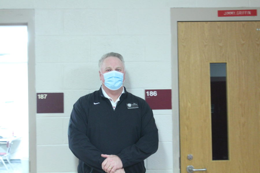 Tim Hightower DMS assistant principal